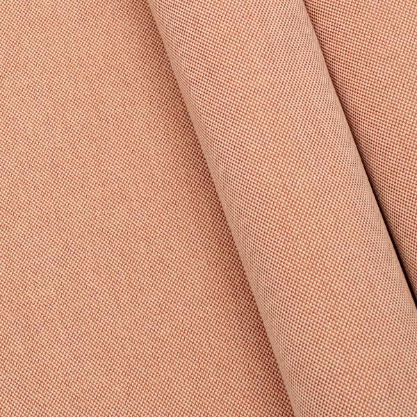 Outdoorstoff  Breite 160cm Farbe Terrakotta Melange