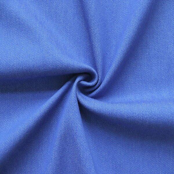 Stretch Denim Jeans Blau
