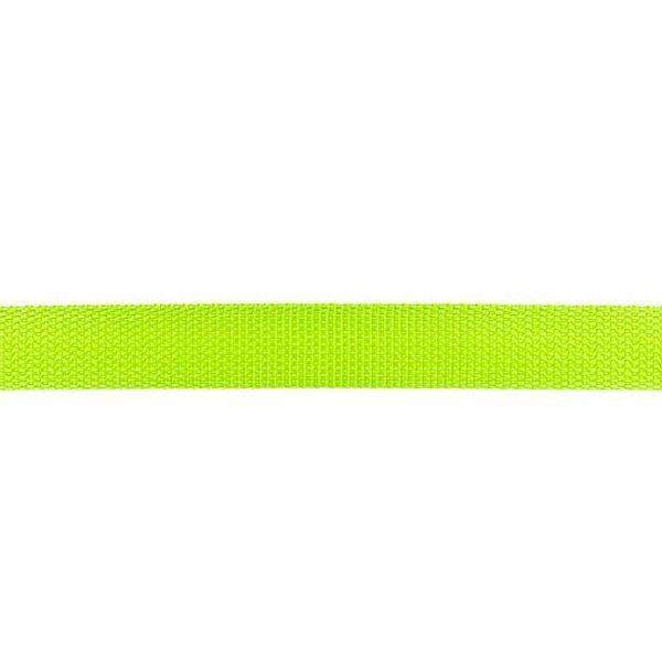 Gurtband Lind-Grün