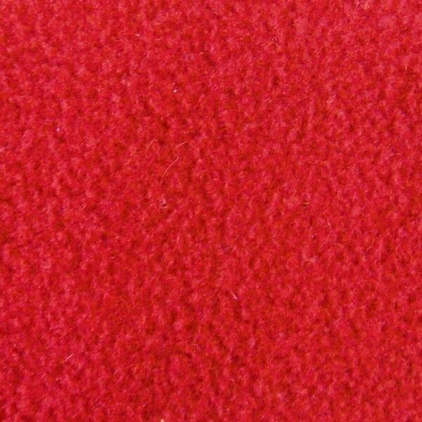 Polar Fleece antipilling Farbe Rot