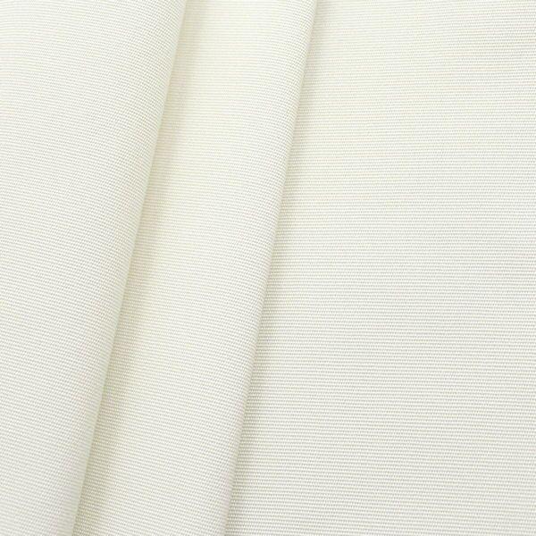 Indoor Outdoorstoff PU beschichtet Perl-Weiss