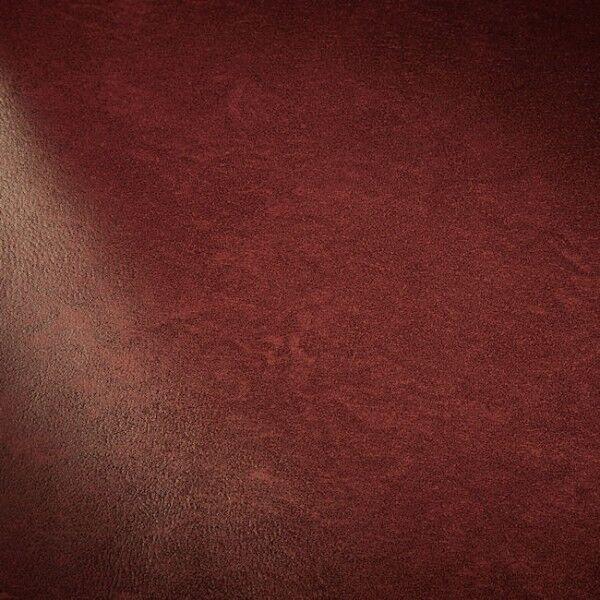Polster PVC Kunstleder Farbe Weinrot-Antik