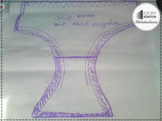 Kostenlose Nähanleitung für Unterwäsche