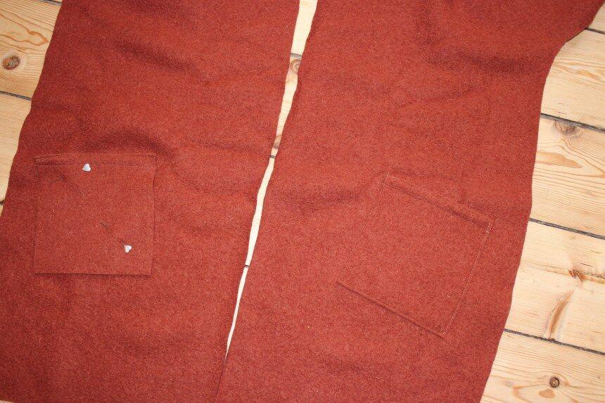 Kostenlose Nähanleitung: Einen Mantel nähen | Stoffkontor.eu