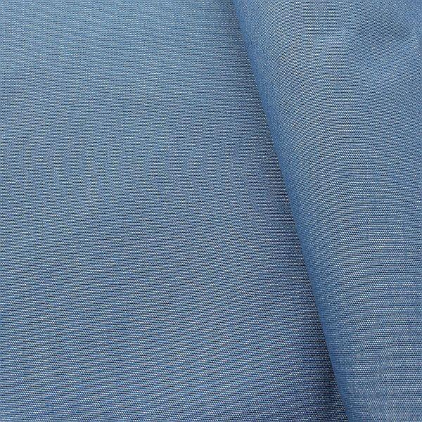Markisenstoff Outdoorstoff Jeans-Blau melange