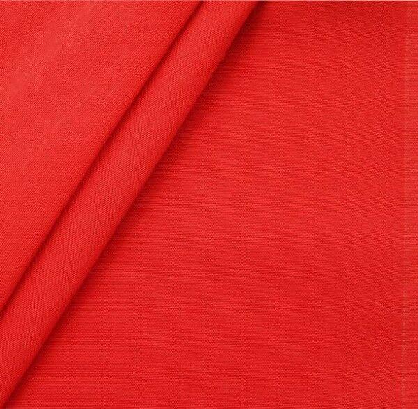 Liegestuhl / Outdoorstoff Rot
