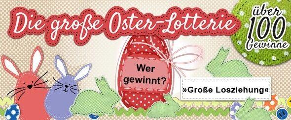 Osterlotterie - Welches Osterlos gewinnt?