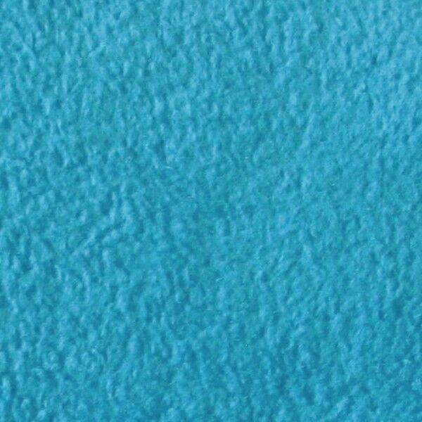 Polar Fleece antipilling Farbe Azur-Blau