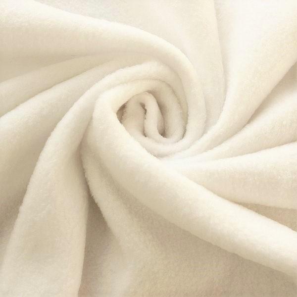 Polar Fleece Creme-Weiss
