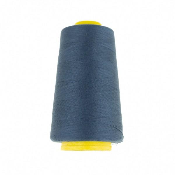 Overlockgarn universal Jeans-Blau