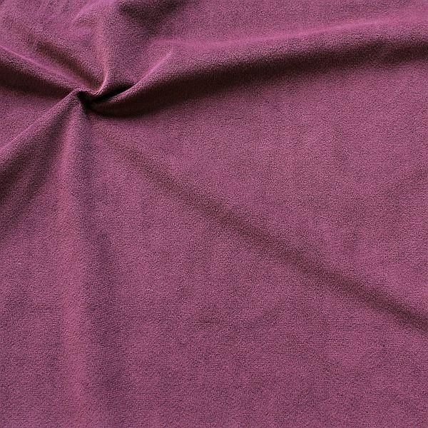 Microfaser Polster- Möbelstoff Purpur-Violett