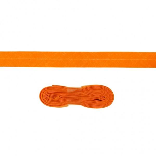 3m Baumwoll Schrägband 20mm Orange