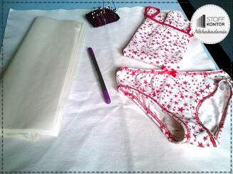 Kostenlose Nähanleitung Unterwäsche