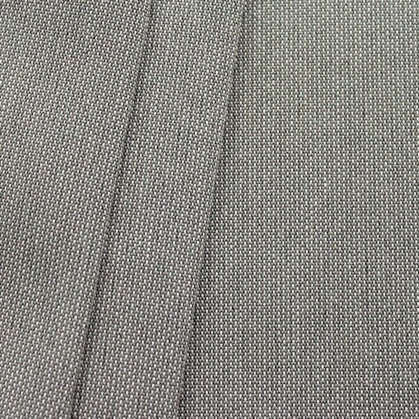 Markisenstoff Outdoorstoff Fineliner Dunkel-Grau