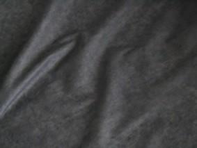 leichte Vlies Bügeleinlage mit Kleber Dunkel-Grau