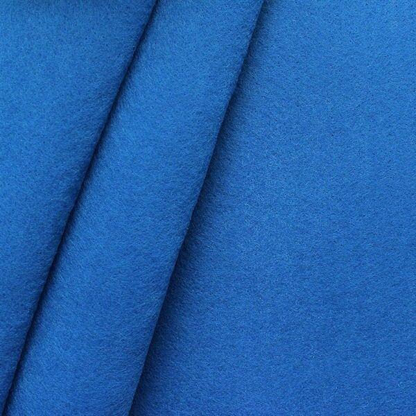 Filz Royal-Blau