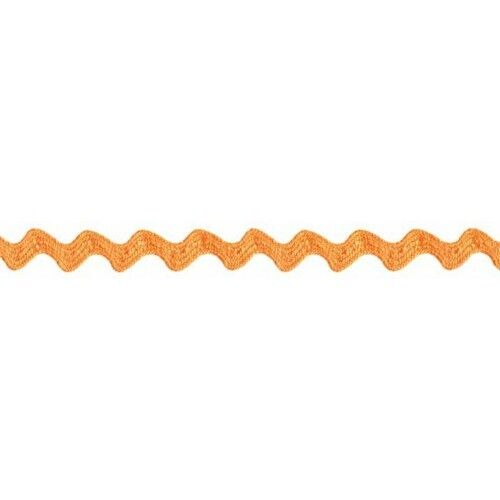 Prym Zackenlitze 10mm x 3m (Breite / Länge) orange