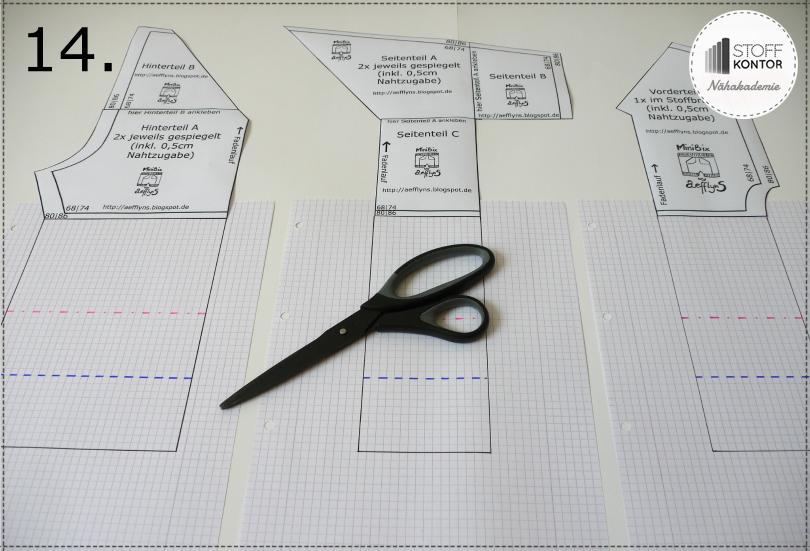 Kostenlose Nähanleitung für MaxiBix  Stoffkontor.eu