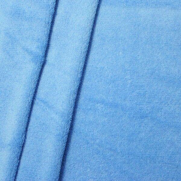 Hellblauer Wellness Fleece