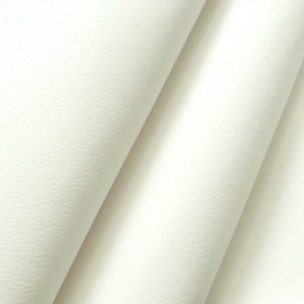 Nappaleder Imitat Farbe Weiss