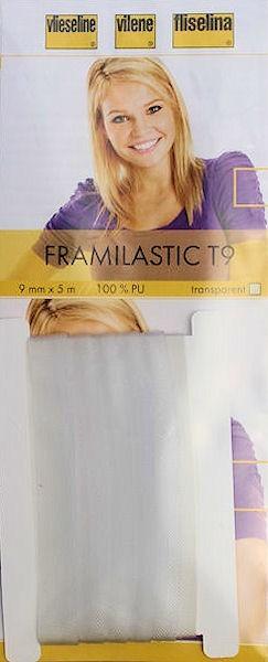 Vlieseline Framilastic Typ T 9 Farbe Transparent