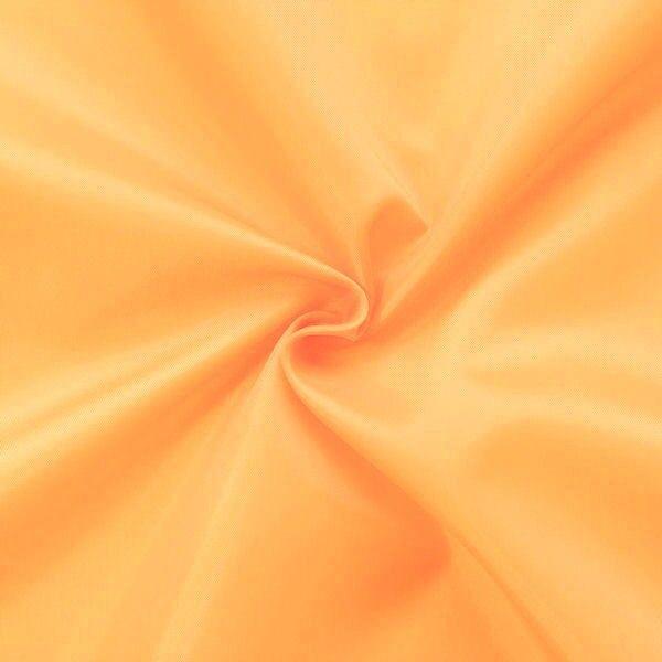 Polyester Taft Futterstoff Gelb-Orange