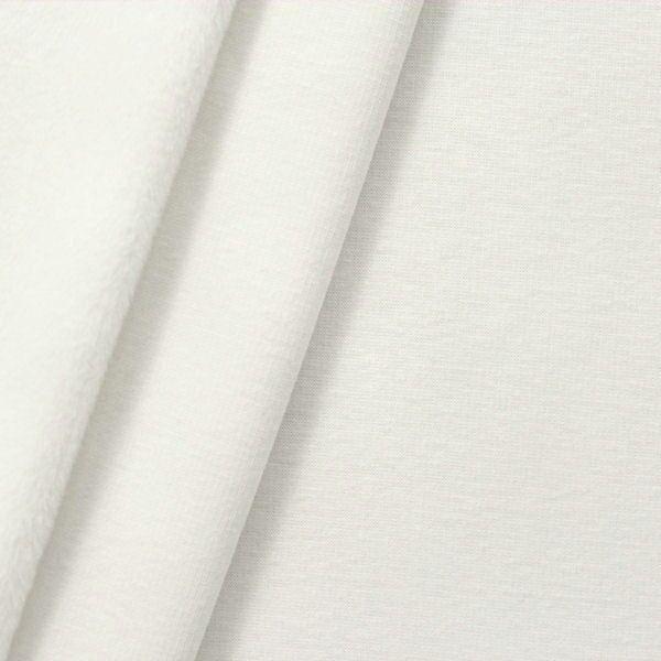 Alpenfleece Sweatshirt 2 Farbe Weiss