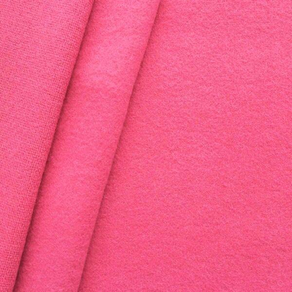 Mantel Wollstoff Artikel Camilla Farbe Pink