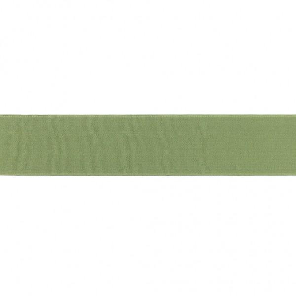 Elastikband 40mm Oliv-Grün