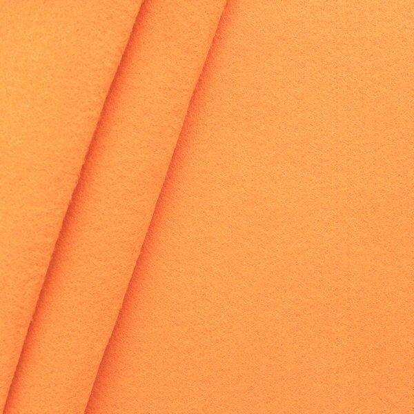 Bastel Filz Stärke 3,0 mm Breite 90 cm Farbe Orange