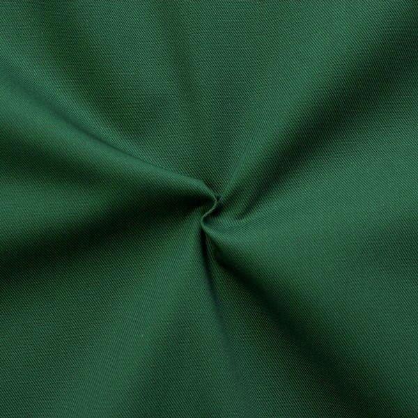 "Polyester-Baumwolle Köper ""Basic Workwear"" Farbe Dunkel-Grün"