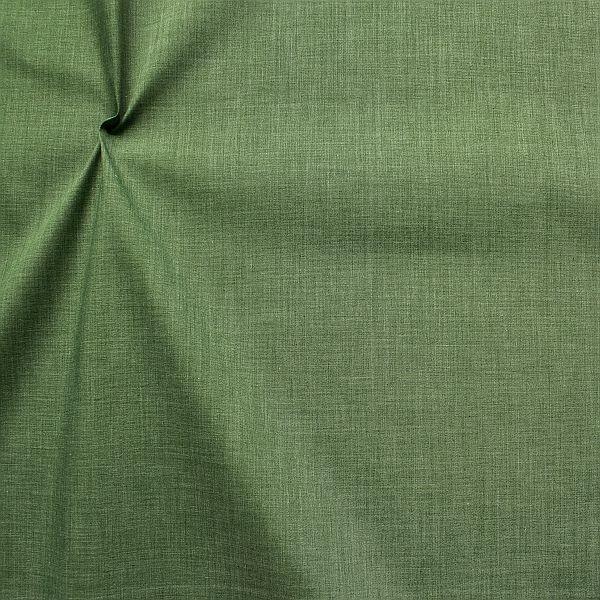 Baumwolle Polyester wie Batist Melange Grün