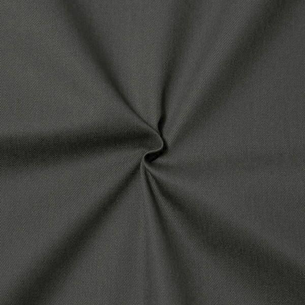 Polyester-Baumwoll Köper Basic Workwear Grau