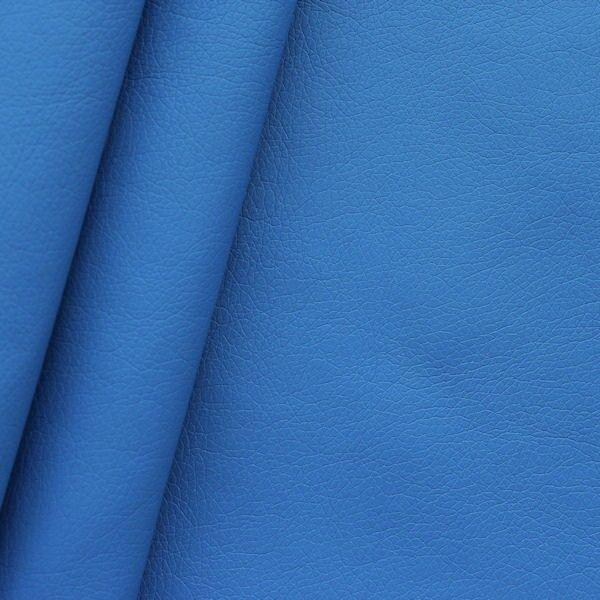 Polster PU Kunstleder Royal-Blau