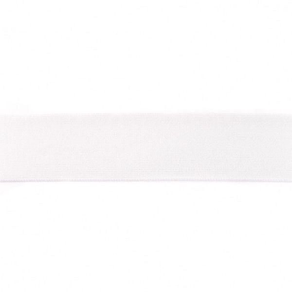 Elastikband Schnee-Weiss