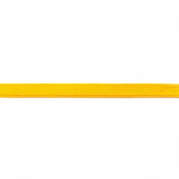 2m Elastikband Breite 10mm Farbe Gelb
