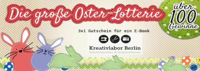 Die große Osterlotterie - Neue Ideen per E-Book