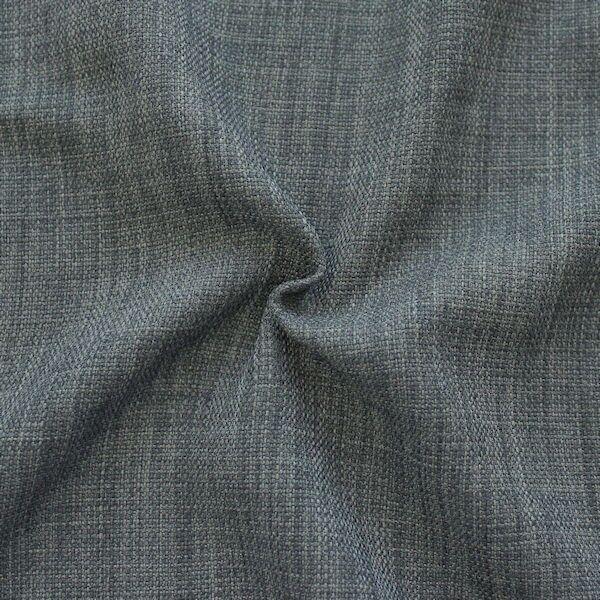 Modestoff Dekostoff universal Leinen Optik Dunkel-Grau