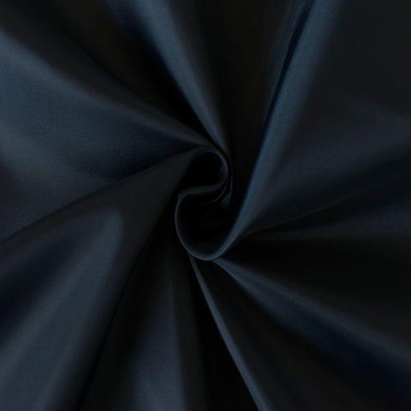 Polyester Taft Futterstoff Farbe Nacht-Blau