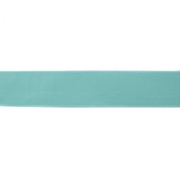 Elastikband Wasser-Blau