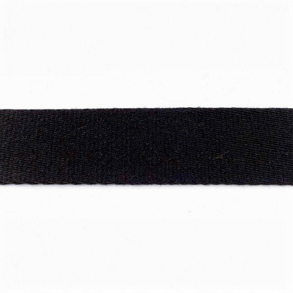 Gurtband Schwarz