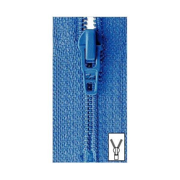 Reißverschluss S1 Typ ut 22 cm Fla 2 - Farbe frei wählbar