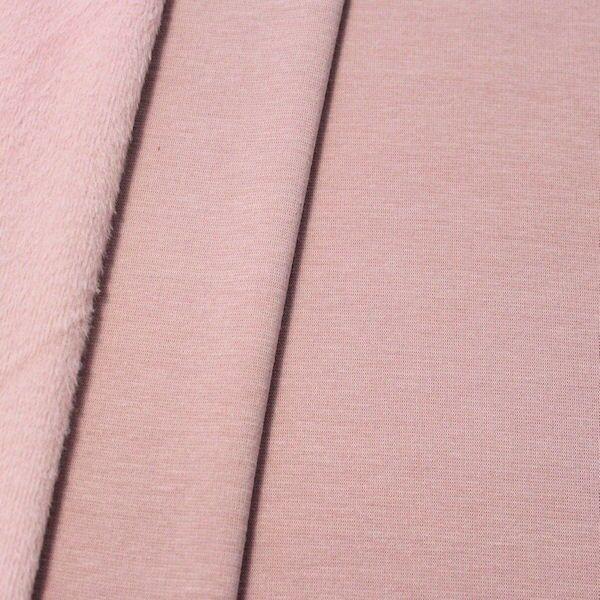 Alpenfleece Sweatshirt Rosé melange