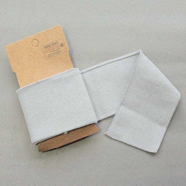 Board Cuff Bündchen Grau