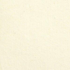 100% Baumwolle Inlett Einschütte Ecru / Naturfarben