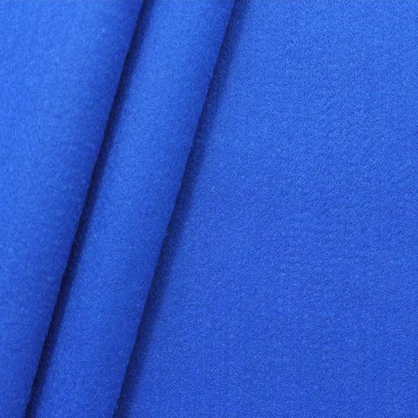 Dekorations Bastel Filz Royal-Blau