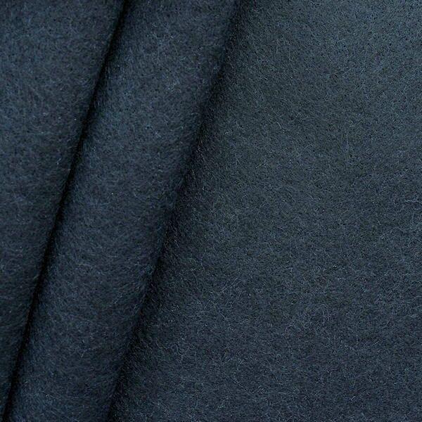 Bastel Filz Stärke 3,0 mm Breite 90 cm Farbe Dunkel-Blau