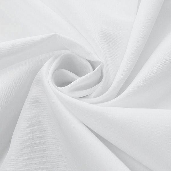 Dekostoff universal B1 schwer entflammbar Weiss