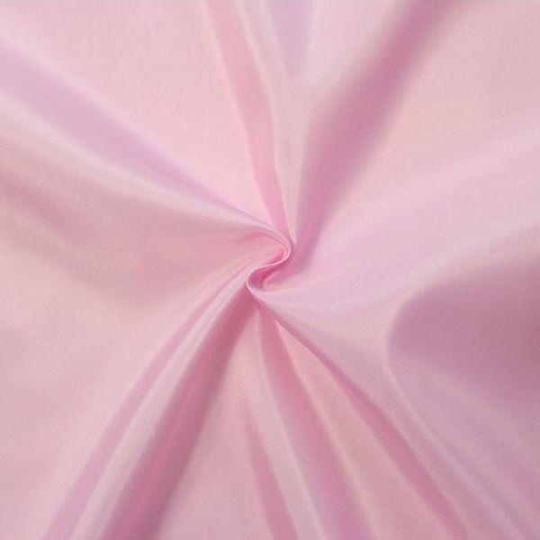 Viscose-Polyester Taft Futterstoff Rosa