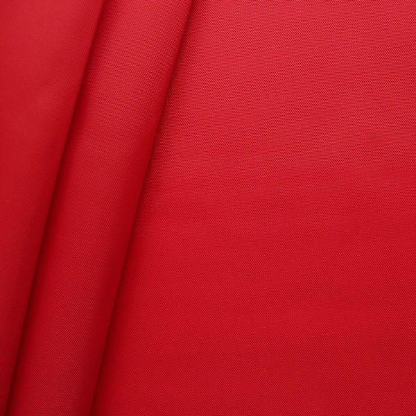 Oxford Polyester Gewebe 300D Ferrari-Rot